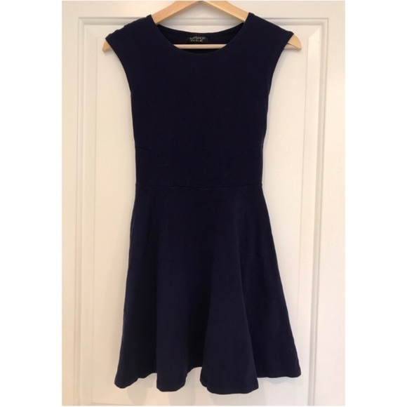 Topshop Dresses & Skirts - Topshop Fit and Flare Dress 👗